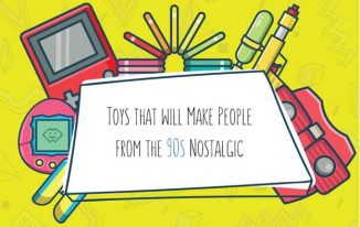 Toys that will Make People from the 90s Nostalgic