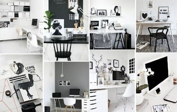 What is mood board? Discover mood board an office Essential