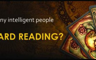 Why do too many intelligent people believe in Tarot card Reading?