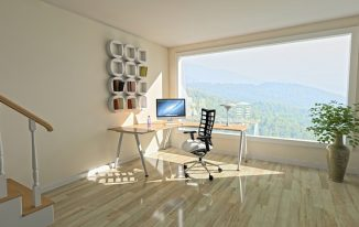 How To Set Up The Ideal Home Work Space