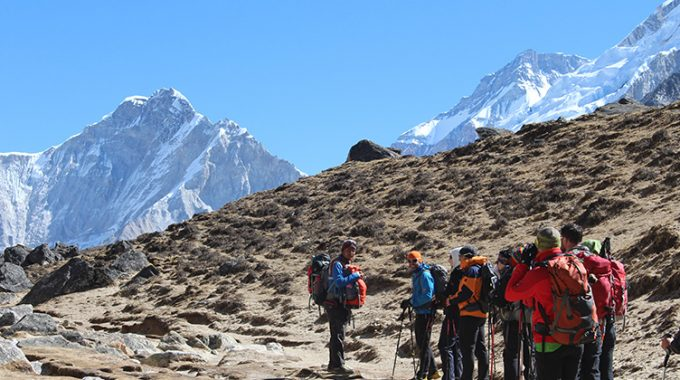 Everest Base Camp Trek Quick Guide