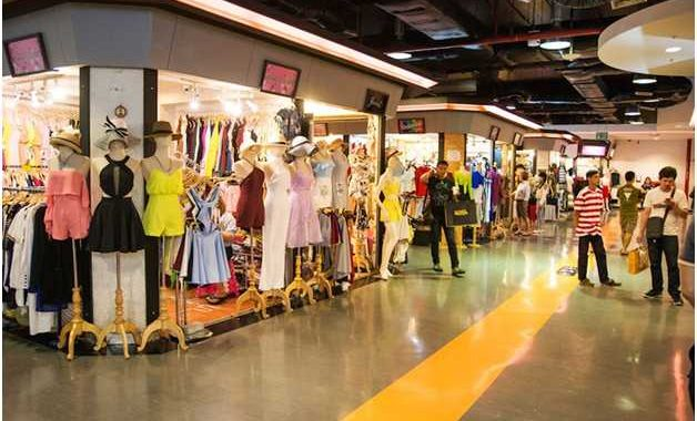 Best Shopping Places To Get Affordable Clothes In Bangkok