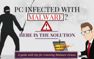 8 ways in which your PC can get infected with malware