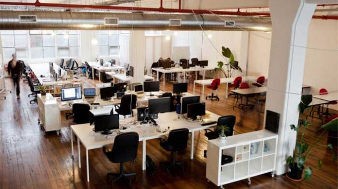 Benefits of Working in Shared Office Space