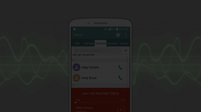 How to record incoming and outgoing calls automatically on android