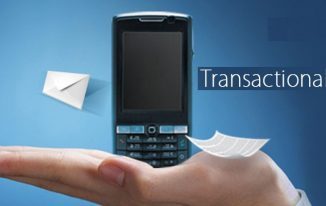 How Transactional Informative SMS Is Foundation For Every Bank In India?