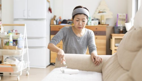 How to Clean Sofa Upholstery at home?